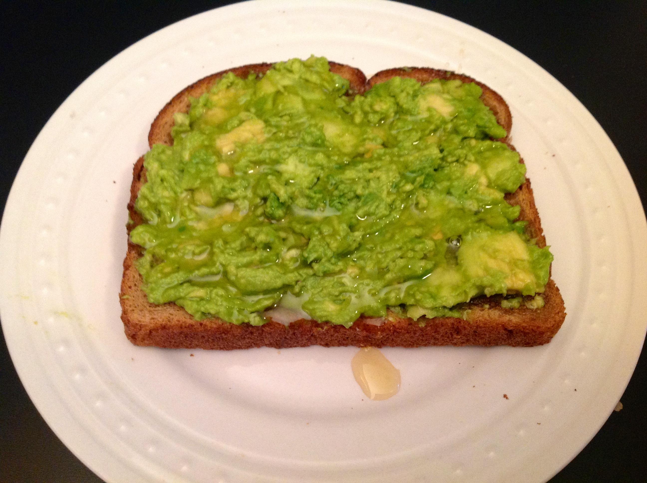 Avocado Toast Recipes — Dishmaps